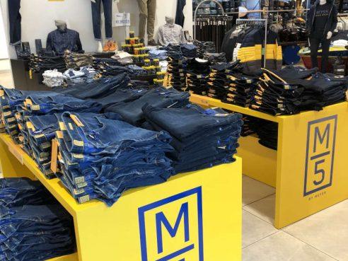 Neu Jeans braucht der Mann  …M5 by Meyer jetzt im Heikorn