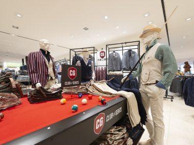 Wir feiern die Eröffnung des neuen CG-Shops