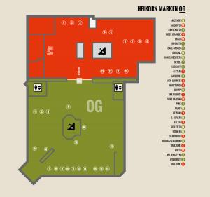 Heikorn Plan Obergeschoss